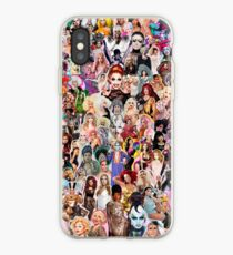 Vinilo o funda para iPhone RuPaul Queen