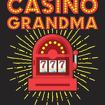 Casino Grandma Slot Machine by jaygo
