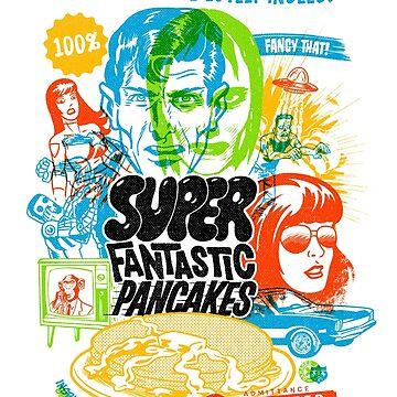 Super Fantastische Pfannkuchen von Gimetzco