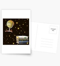 Explorer Postcards