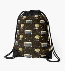 Explorer Drawstring Bag