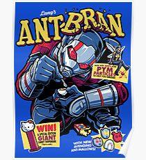 Ant Bran Poster