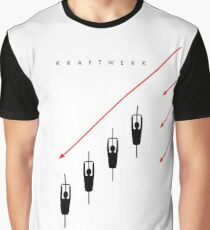 Kraftwerk - Aerodynamik Graphic T-Shirt