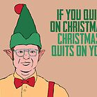 If You Quit on Christmas by ToruandMidori
