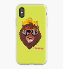 new kings of the jungle iPhone Case
