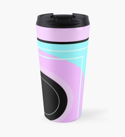Spotted Travel Mug