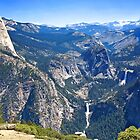 Yosemite Park Glacier Point by Thomas Burtney