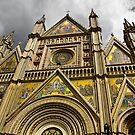 Stormy Afternoon - Orvieto, Italy by rjhphoto