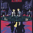 Fullmetal Alchemist by SnipSnipArt
