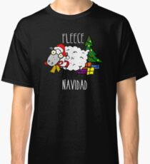 Funny Sheep Gifts and Tees - Feliz Navidad Shirt Classic T-Shirt