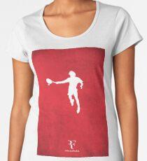 Swiss Perfection! Women's Premium T-Shirt