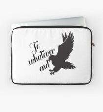 Throne of Glass To Whatever end Laptop Sleeve