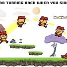 Side Scrolling Gamers by Kevin-K