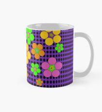 Flower Power Dots Mug