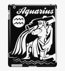 Aquarius Funny TShirt Epic T-shirt Humor Tees Cool Tee iPad Case/Skin