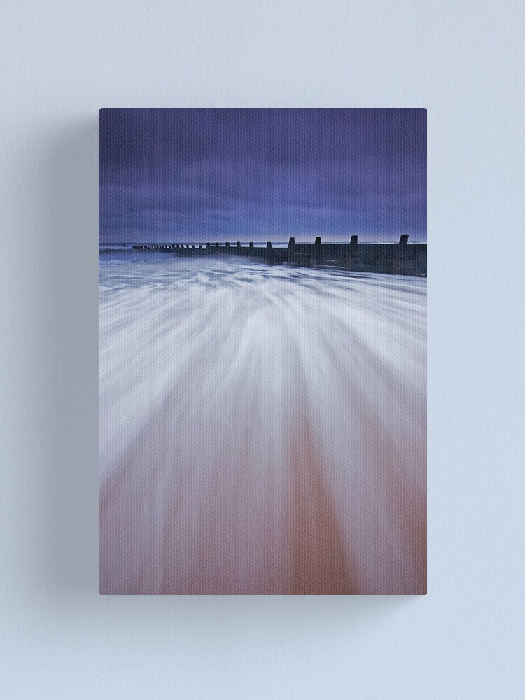 Alternate view of sand Canvas Print