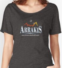 Arrakis Water Company (Dune) Relaxed Fit T-Shirt