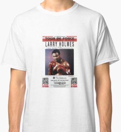 Larry Holmes Camiseta clásica