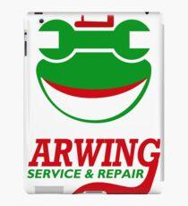 Arwing Service and Repair Funny TShirt Epic T-shirt Humor Tees Cool Tee iPad Case/Skin