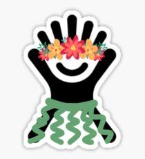 Pegatina Logotipo de Hawai Hydro