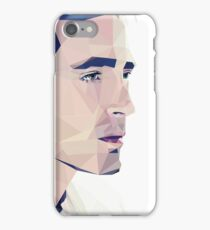 Lee Pace - Low Poly iPhone Case/Skin
