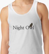 Night Owl Men's Tank Top