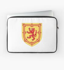 Royal Arms of the Kingdom of Scotland Laptop Sleeve