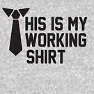 This is my Working Shirt Office Attire Friday Outfit by Zkoorey
