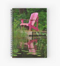 Solitude II Spiral Notebook