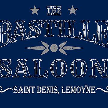 Bastille Saloon by MikePrittie