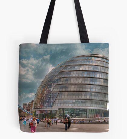 City Hall: London. Tote Bag