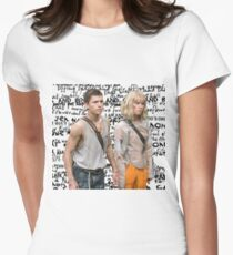 CHAOS WALKING Women's Fitted T-Shirt