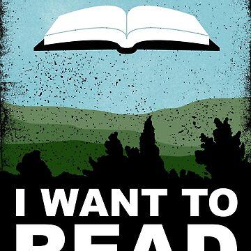 I Want to Read by vonplatypus
