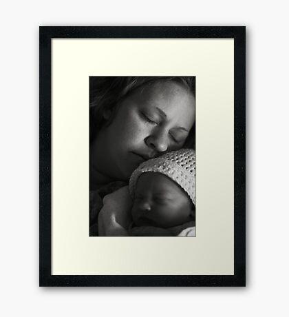 Boundless Love Framed Print
