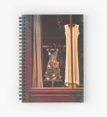 Take off your party dress Spiral Notebook