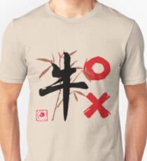 Chinese Zodiac Symbol Ox Unisex T-Shirt