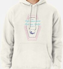 Information Action Ratio Logo 2.0 Pullover Hoodie