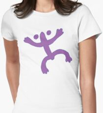 Taino Coquí Women's Fitted T-Shirt