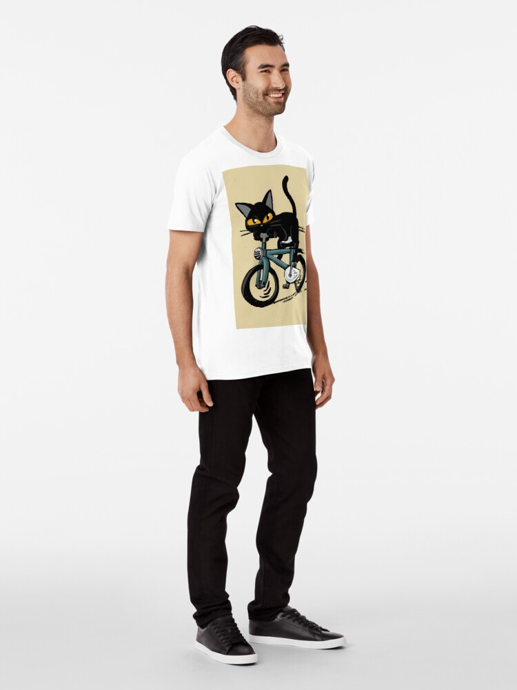 Alternate view of Biker Premium T-Shirt
