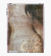 Breast Cancer Fear iPad Case/Skin