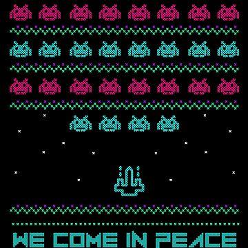 Wir kommen in Frieden von Gerkyart