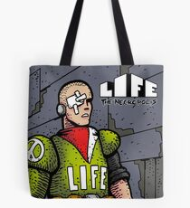 Life The Necropolis: Eye  Tote Bag
