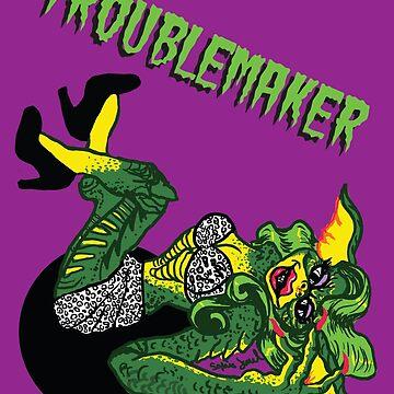 Troublemaker by SophieJewel