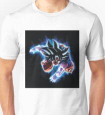 Ultra Instinct Goku Mastered - Migatte No Gokui  Unisex T-Shirt