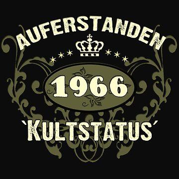 1966 - Birthday - Cult status by lemmy666