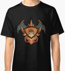 Charizard pokemon shield Classic T-Shirt