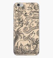 Vinilo o funda para iPhone bestiario