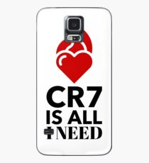 CR7 is all I need...........truly what more could you need Case/Skin for Samsung Galaxy