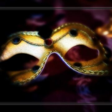 Masquerade Mask  by doorfrontphotos