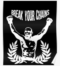 Break your chains Poster